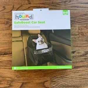 Outward Hound PupBoost Car Seat, NIB Small